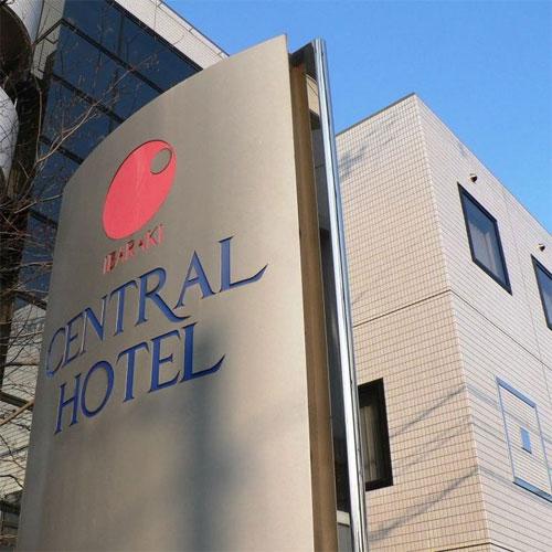 茨木セントラルホテル/外観