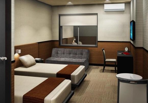 Hotel CALANTHE OSAKA/客室