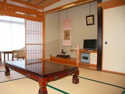 越前糸生温泉 泰澄の杜/客室