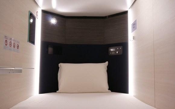 女性だけが泊まれるカプセルホテル 秋葉原BAY HOTEL(2016年5月26日オープン)/客室
