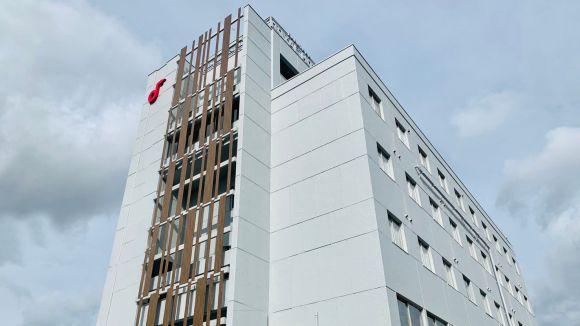 福山ロイヤルホテル/外観
