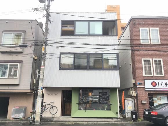 Ten to Ten HOKKAIDO Hostel & Kitchen/外観