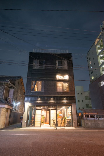 TONAGI Hostel & Cafe/外観