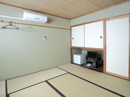 ビジネス旅館 日章/客室