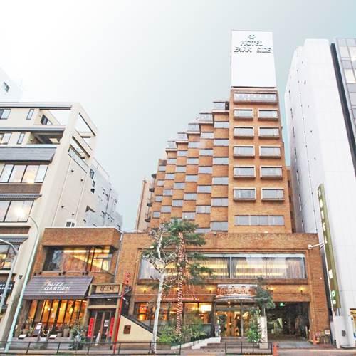 ホテル・パークサイド<東京/上野>/外観
