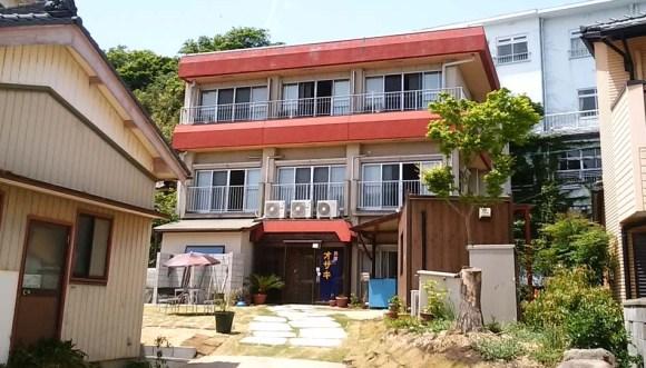 吉良温泉 民宿 オサキ/外観