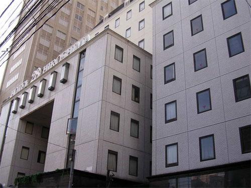 ホテル28広島/外観