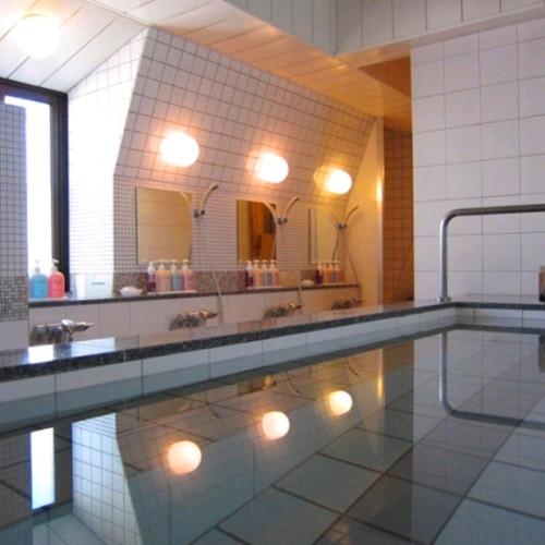 松本駅から一番近い大浴場のある ホテルニューステーション<長野県>/客室
