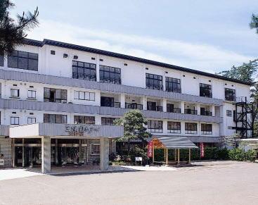三保園ホテル/外観