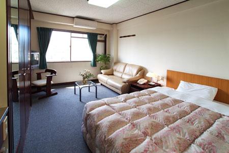 下関ビジネスホテルVIP南国/客室