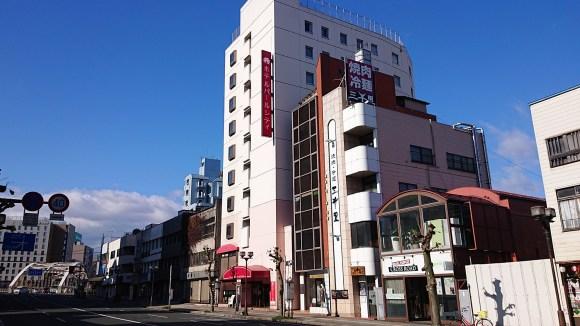 ホテルパールシティ盛岡 /外観
