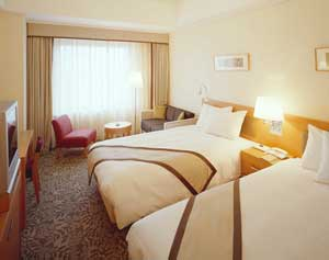 ホテル日航熊本/客室