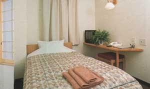土気ステーションホテル/客室