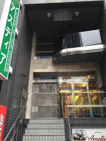 ホテルアスティア 名古屋栄/外観