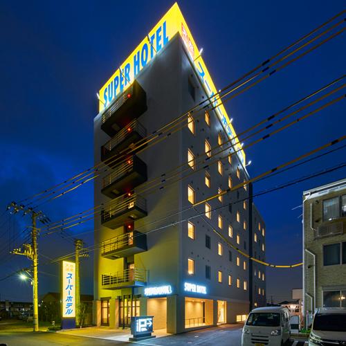 スーパーホテル千葉・市原(2016年9月29日グランドオープン)/外観