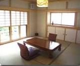 山荘五合庵/客室