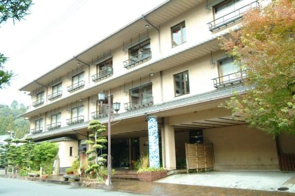 湯元荘 東洋館/外観