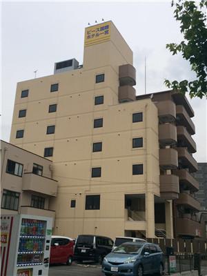 ピース国際ホテル一宮/外観