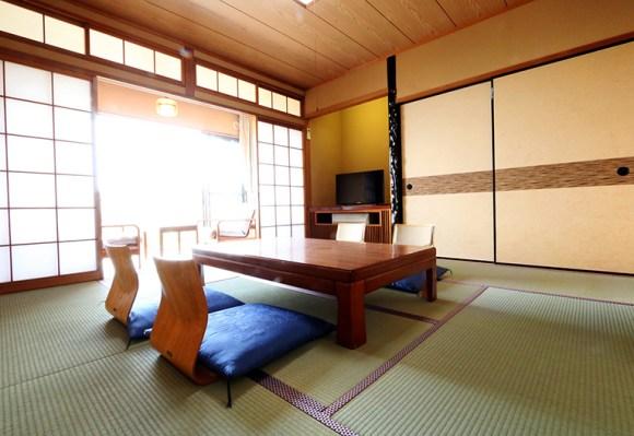 リゾートホテル ローズガーデン志摩/客室