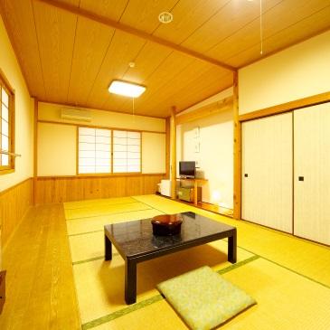 木の香温泉/客室
