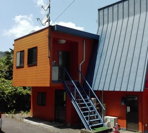 岡山ゲストハウスモコ/外観