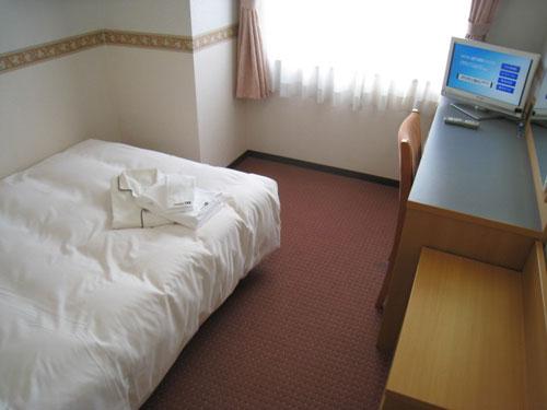 ホテルアルファーワン敦賀バイパス/客室
