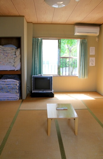 ありが島 海の家/客室