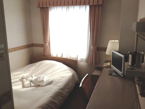 ホテルアルファーワン津山/客室