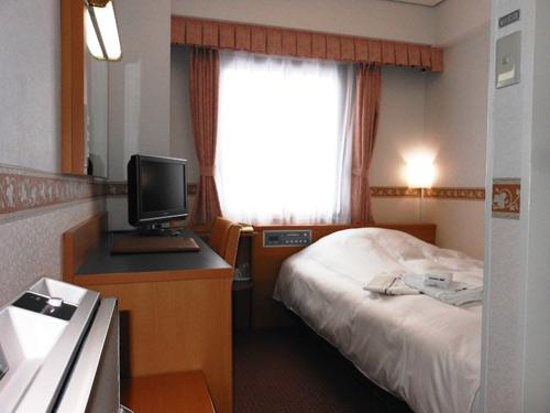 ホテルアルファーワン鶴岡/客室