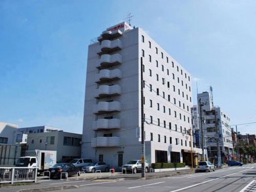 サンホテル八王子/外観
