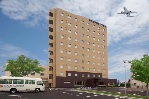 ホテルアストンプラザ関西空港/外観