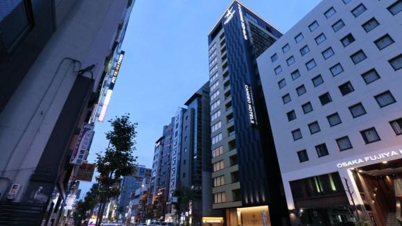 CANDEO HOTELS(カンデオホテルズ)大阪なんば/外観