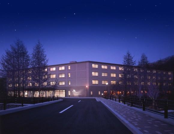 富士マリオットホテル山中湖/外観