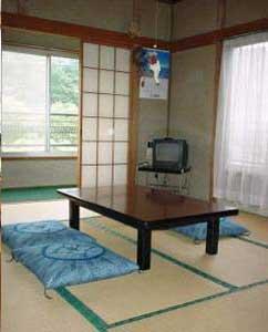 鳴沢ロッヂ/客室