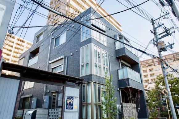 HOSTEL APARTMENT Umeda/外観