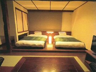 三笠天然温泉 太古の湯 スパリゾートHOTEL TAIKO・別邸 旅籠/客室