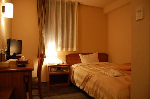 ビジネスホテル河口/客室