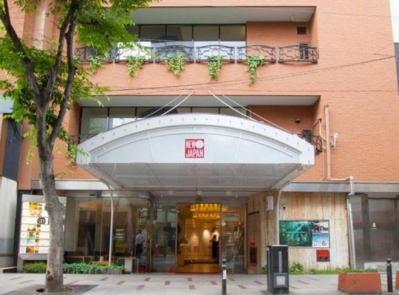 ニュージャパンレディスカプセルホテル(2017年4月オープン)/外観
