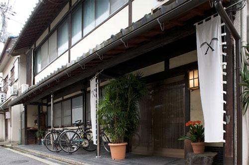 清瀧旅館/外観