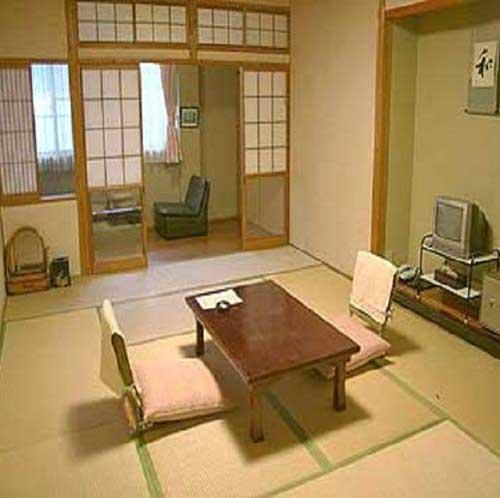 平山温泉 奥山鹿温泉旅館/客室