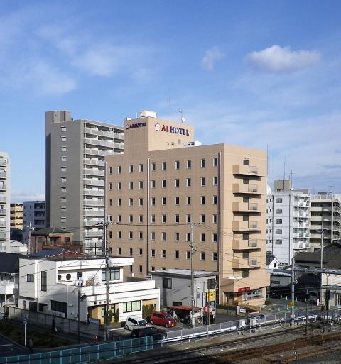アイホテル上尾/外観