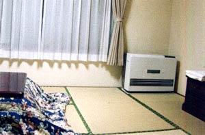 バラギ高原の宿 ホワイトドリーム/客室