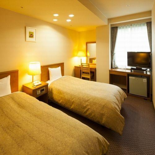 神戸シティガーデンズホテル(旧:ホテル神戸四州園)/客室