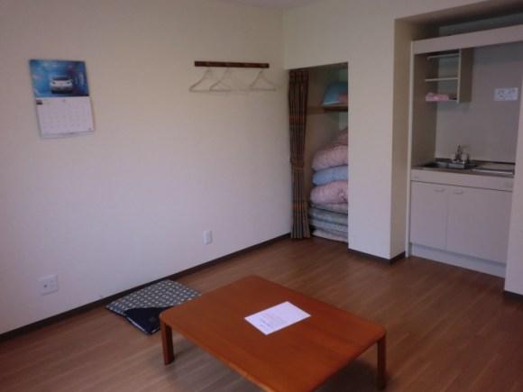 ゲストハウス余市/客室