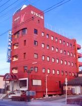 ビジネスホテル西山(相馬)/外観