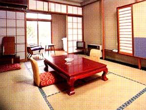 温泉源の宿 塩屋温泉館/客室
