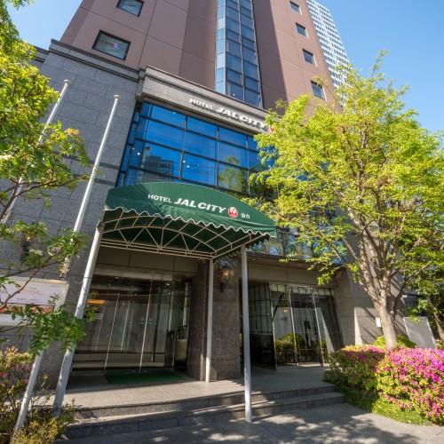 ホテルJALシティ仙台/外観