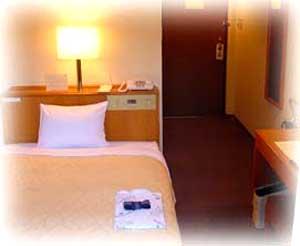 青森グリーンパークホテル・アネックス/客室