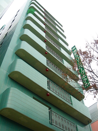 青森グリーンパークホテル/外観