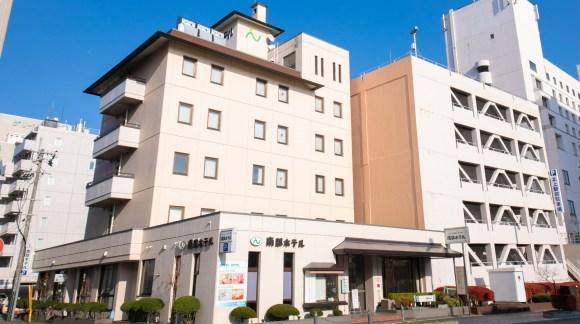 南部ホテル/外観